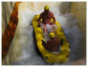 parc aquatique st-sauveur rafting