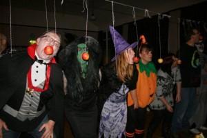 fête d'Halloween en Irlande
