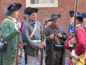 boston liberty trail