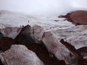 glacier cotopaxi