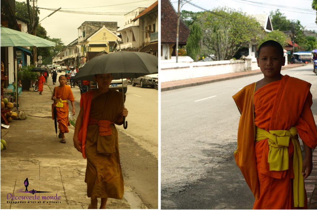 moines luang prabang