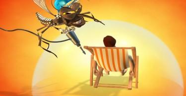 piqûre moustique voyage