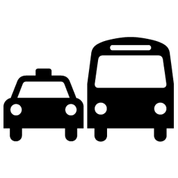 transport icône