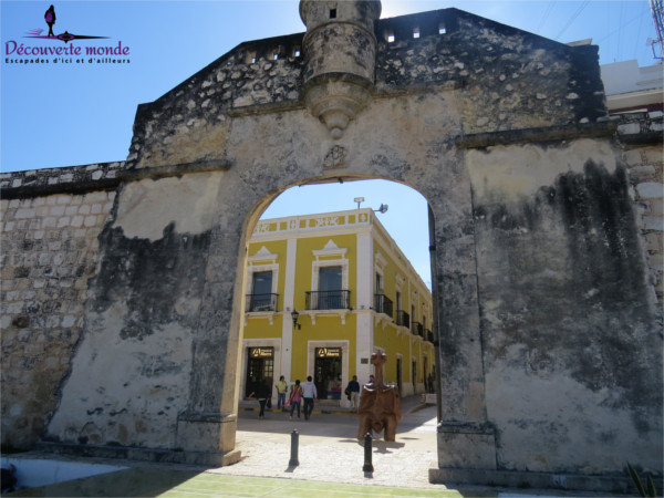 campeche fortifications
