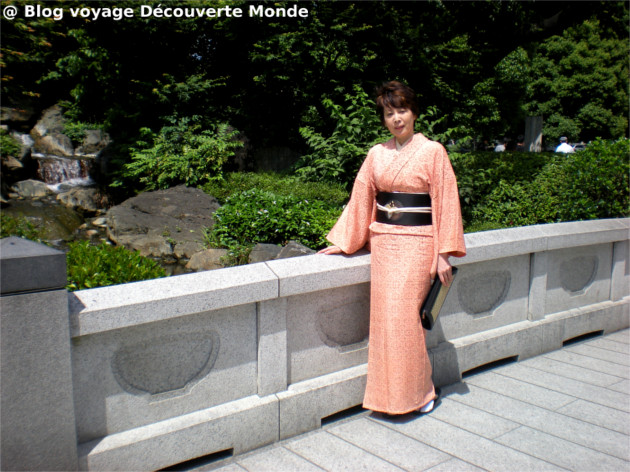 habits traditionnels japon