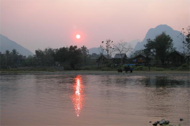 partir à l'aventure laos