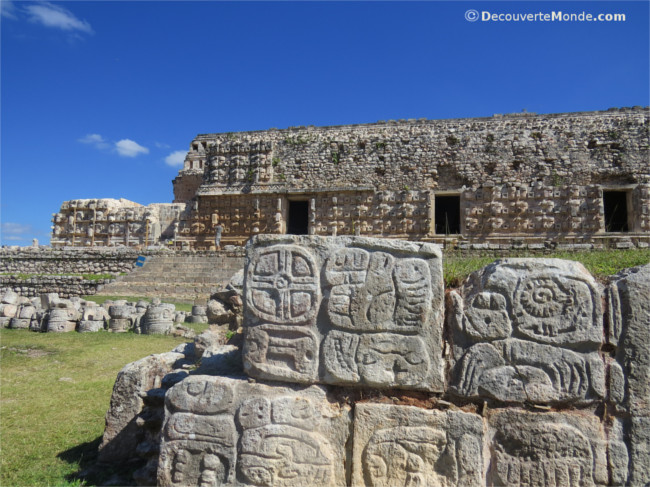 ruines mayas mexique