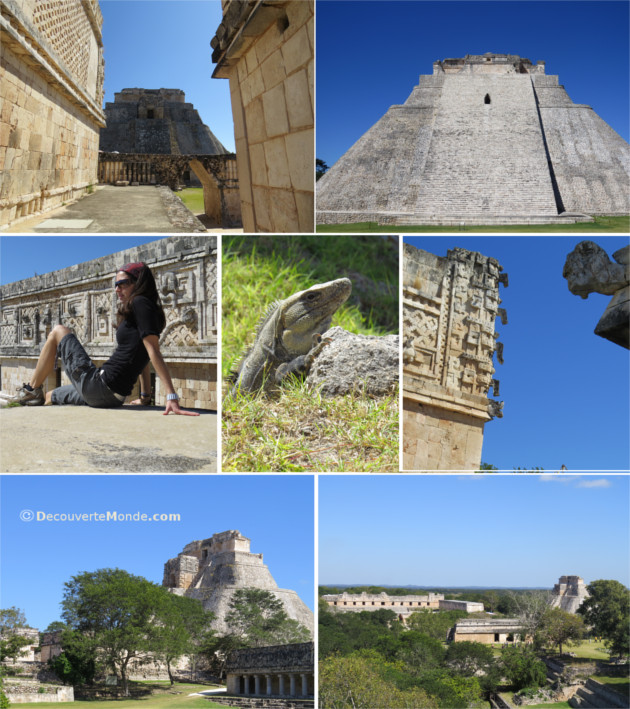 sites mayas uxmal