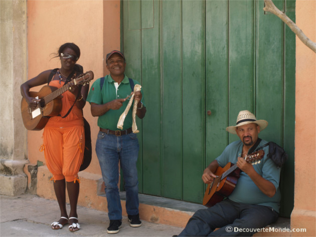 musiciens havane