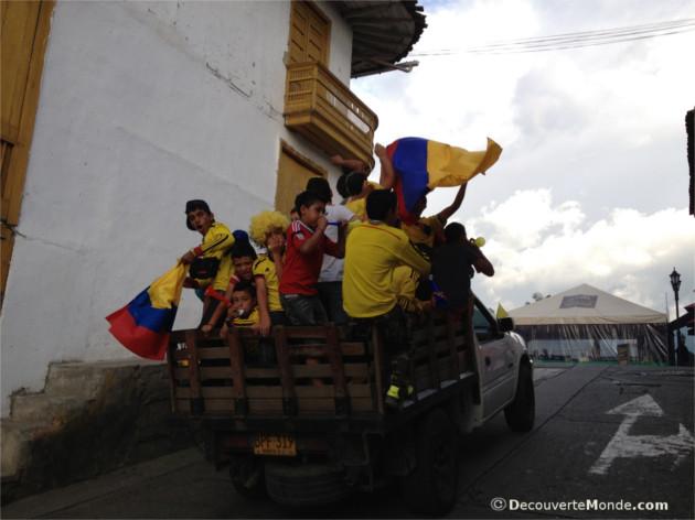 coupe du monde colombia