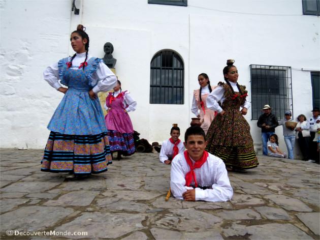 danse traditionnelle villa de leyva