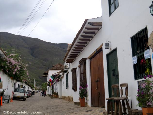 villa de leyva rues