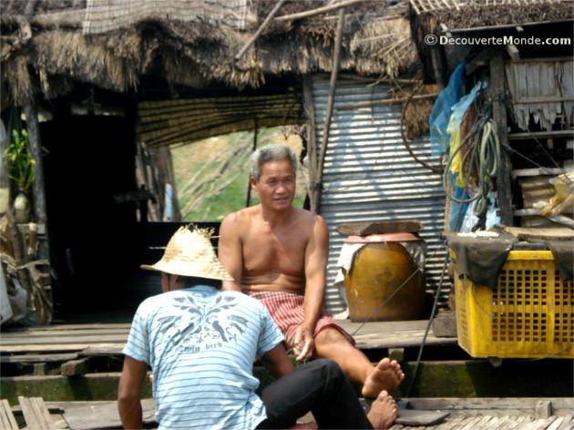cambodgien tonle sap