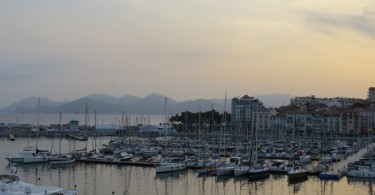 port de cannes france