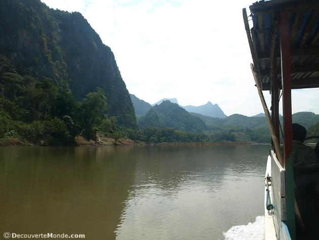 quoi faire au laos descendre mékong