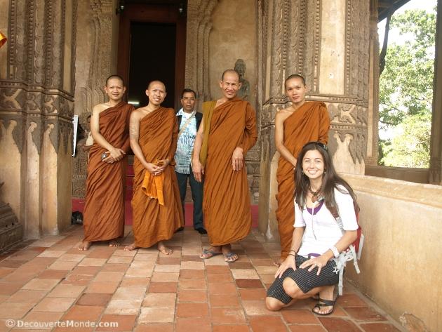 quoi visiter au laos vientiane