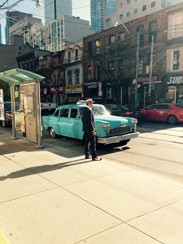 taxi cubain loco
