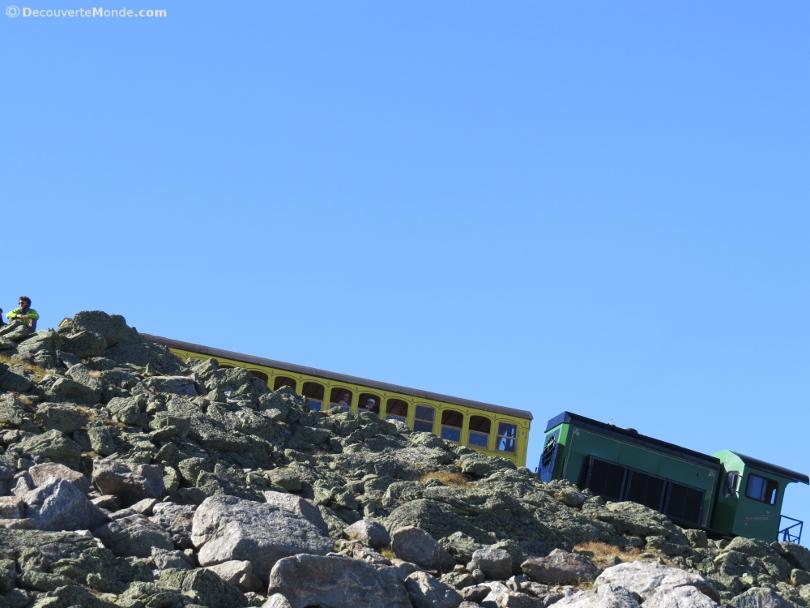 train mont washington