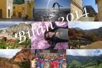 Mon bilan voyage 2014 en photos et en anecdotes