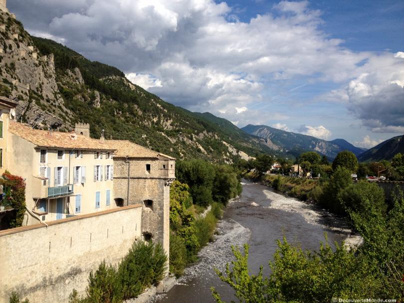 entrevaux village