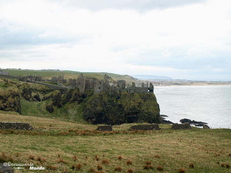 château dunluce Irlande