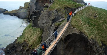 Irlande Carrick-a-rede