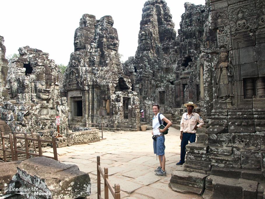 que faire au cambodge Angkor