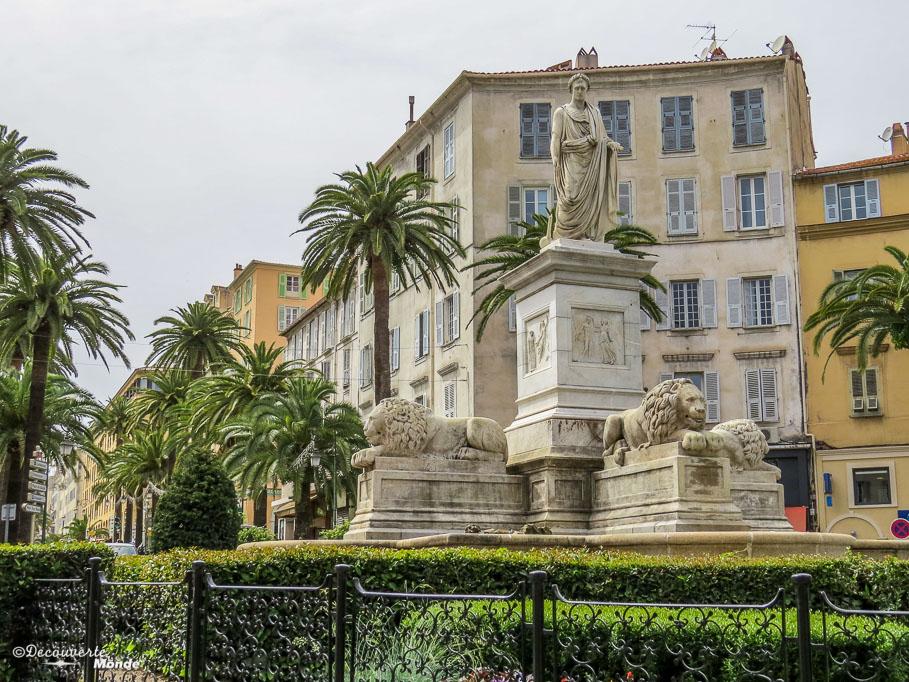 Ajaccio napoléon