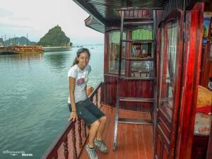 croisière baie halong
