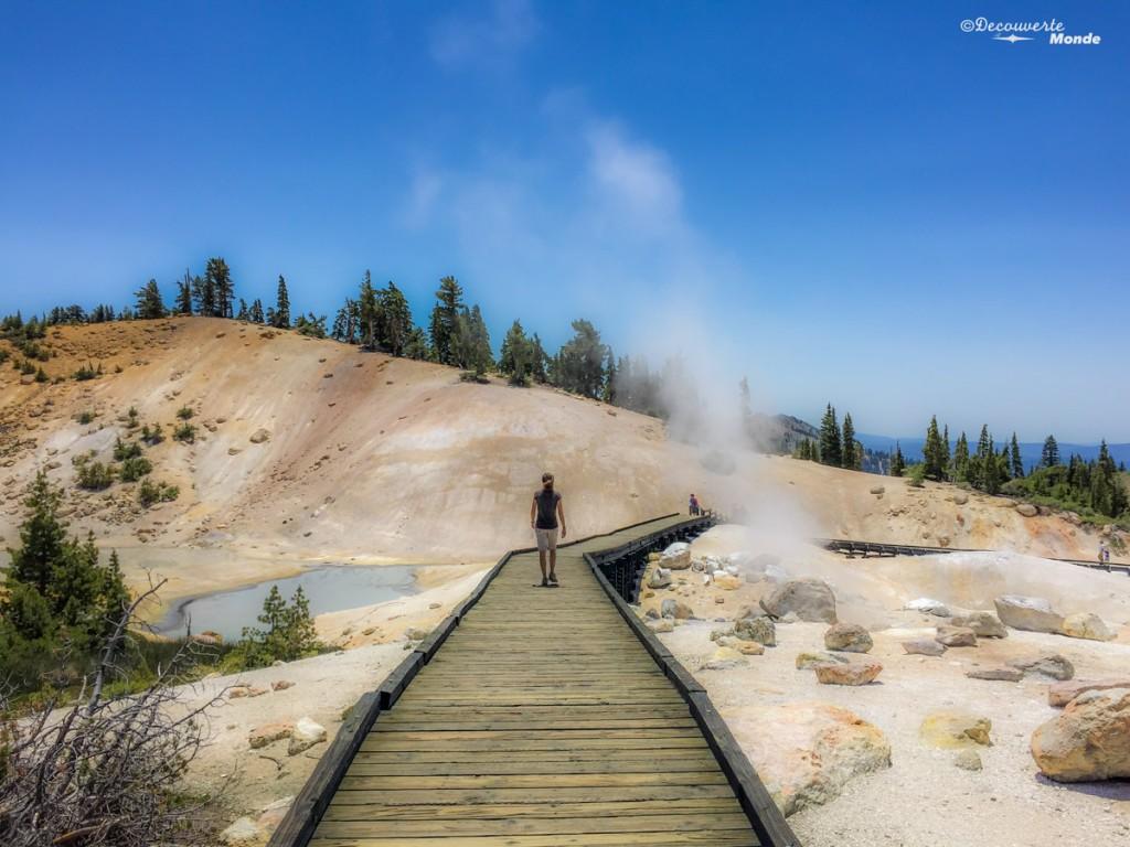 lassen volcanic voyage en californie
