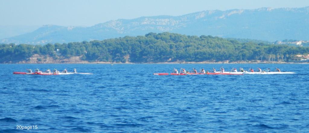 méditerranée voile