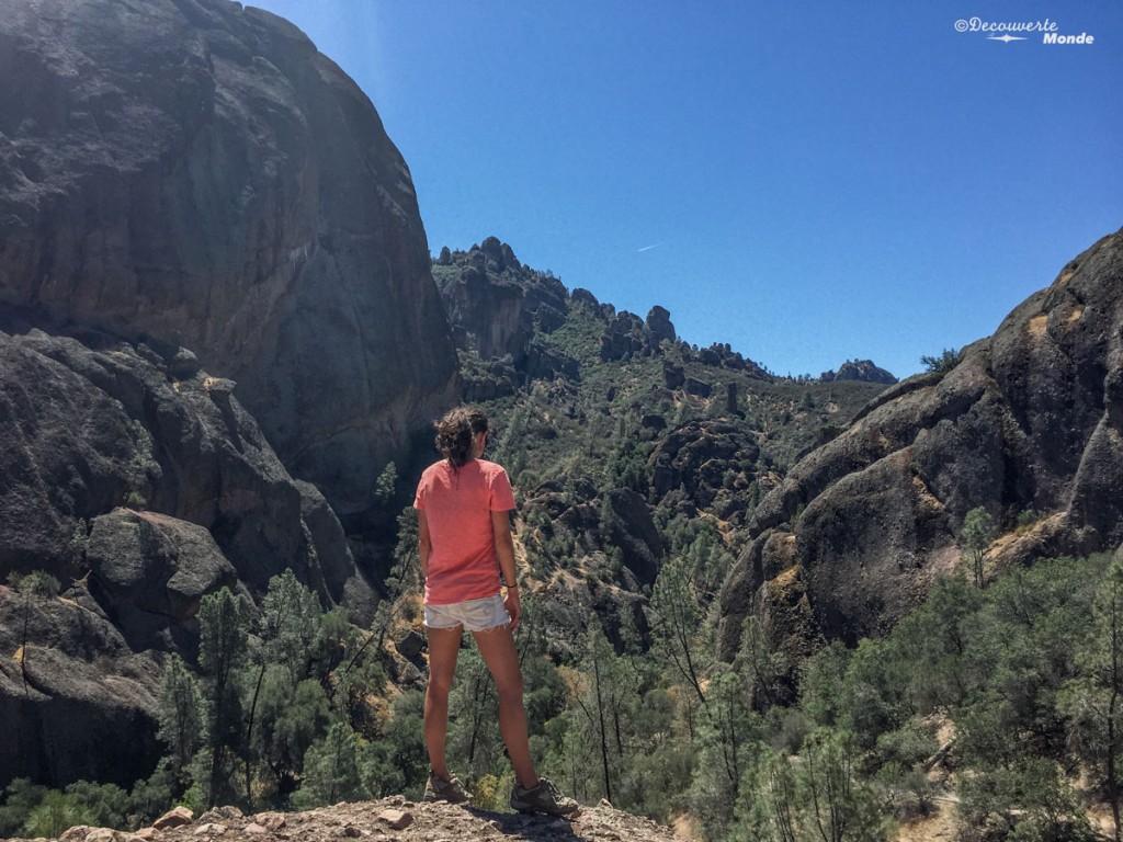 pinnacles californie
