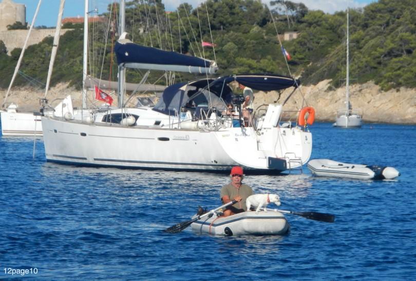 Qui a dit que ça prenait un gros bateau pour aller sur l'eau ?