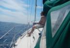 voyage en voilier en méditerranée