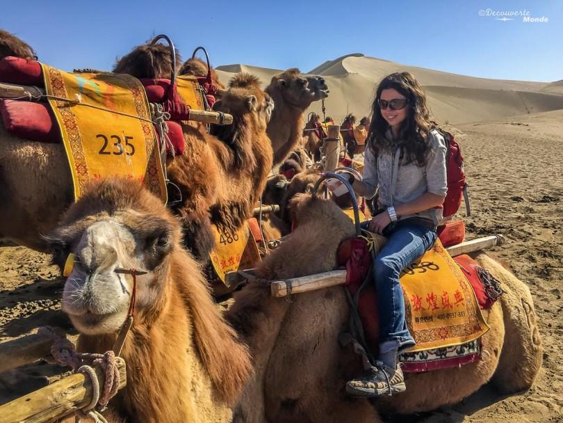 où partir en voyage Chine route de la soie