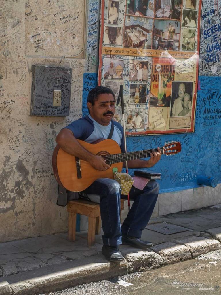 musicien cuba