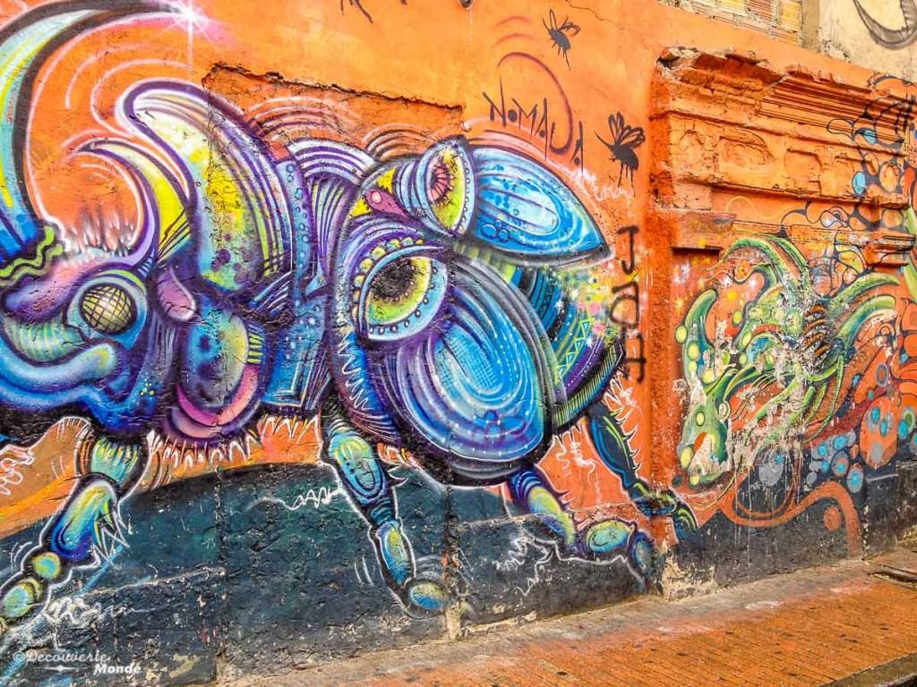 Séjour pas cher street art