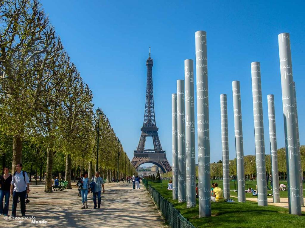 visiter une ville Paris