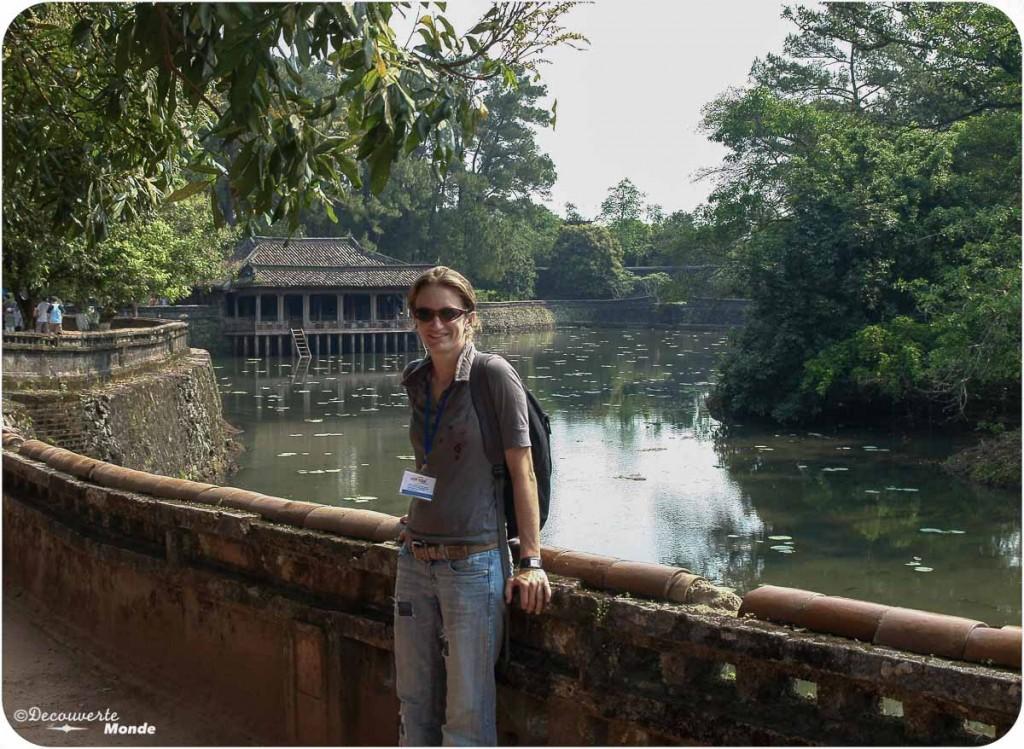 Tombeaux royaux Hue Vietnam