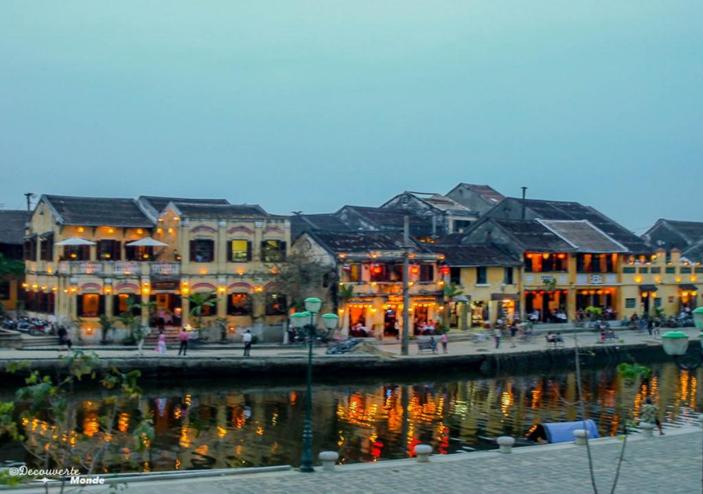 Vieille ville Hoi An visiter Vietnam