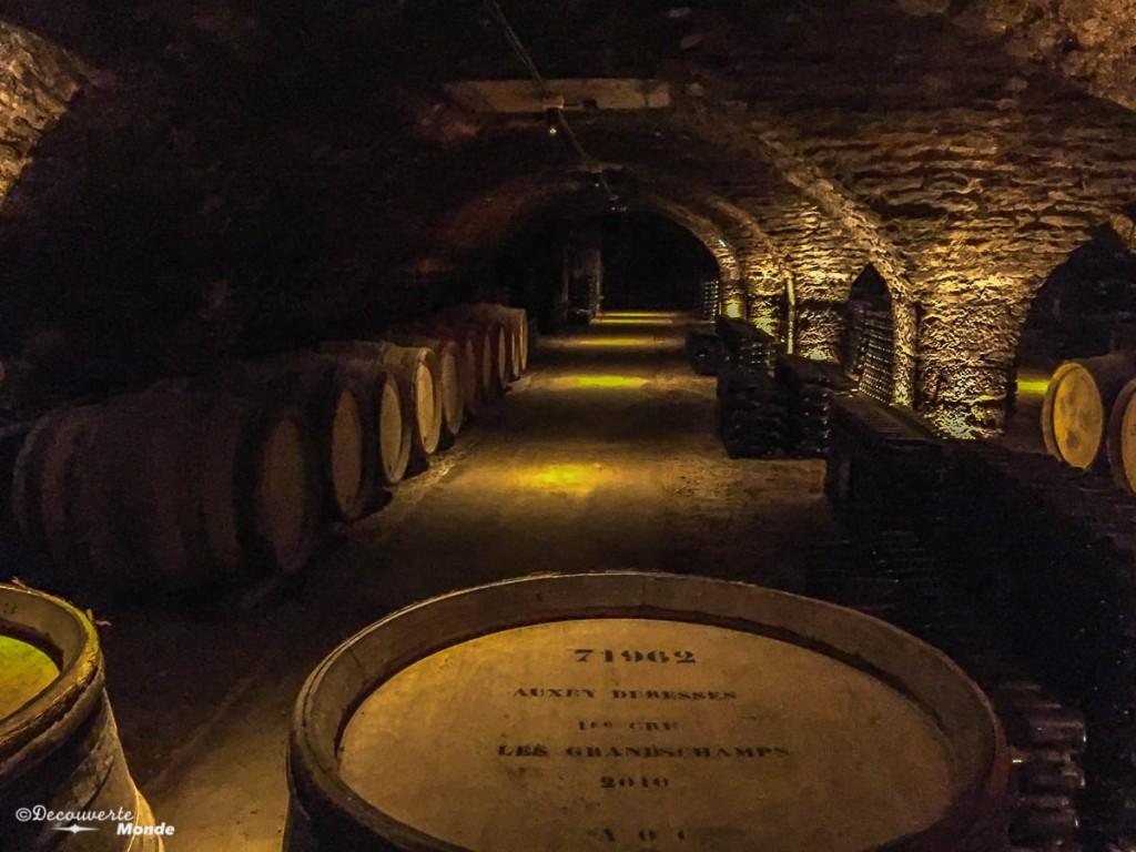 caves Patriarche Beaune Bourgogne