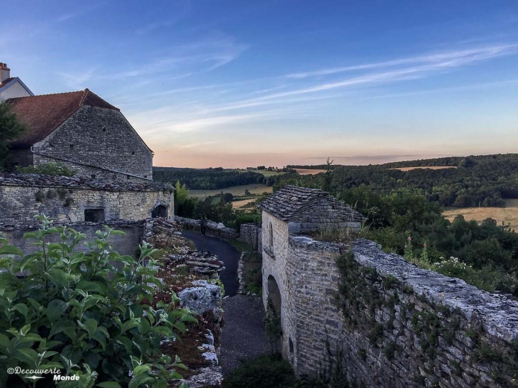 Flavigny-sur-ozerain Bourgogne