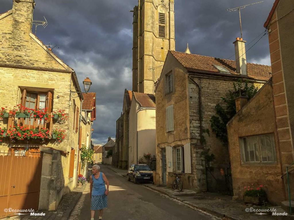 visiter Bourgogne Noyers-sur-Serein