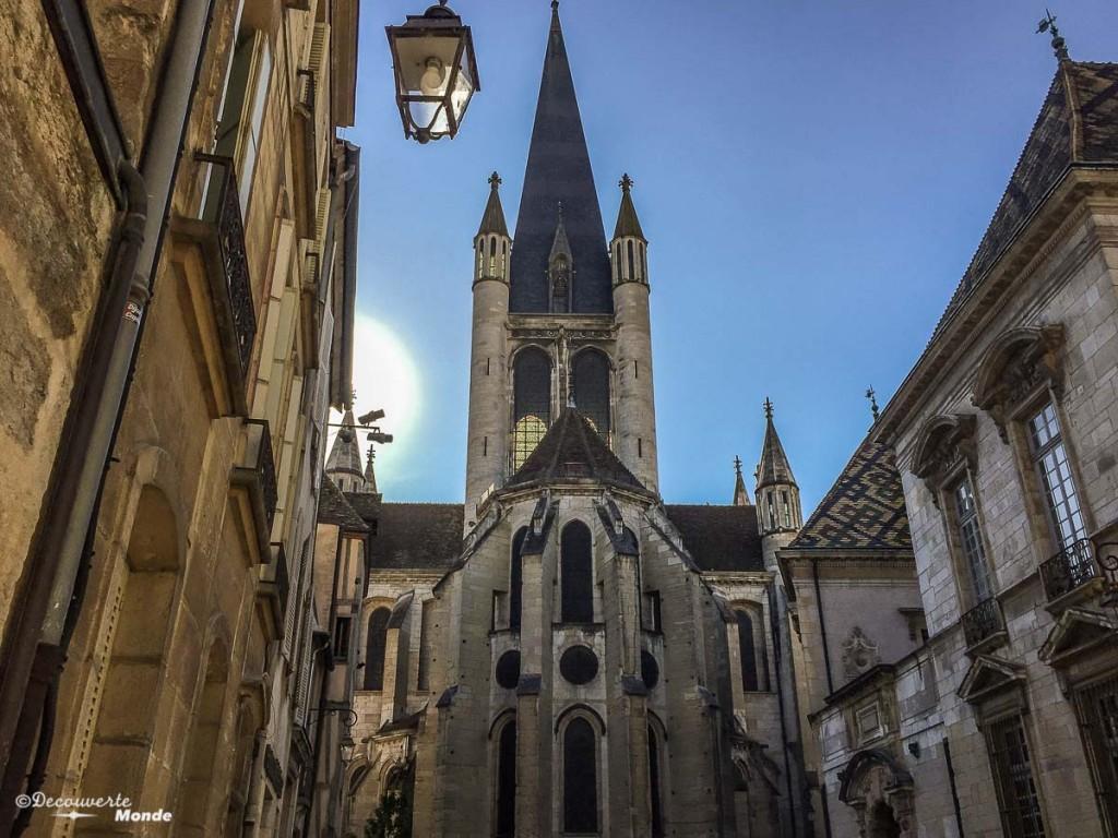 visiter Dijon Bourgogne France