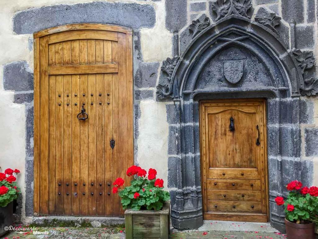 Besse Auvergne en France