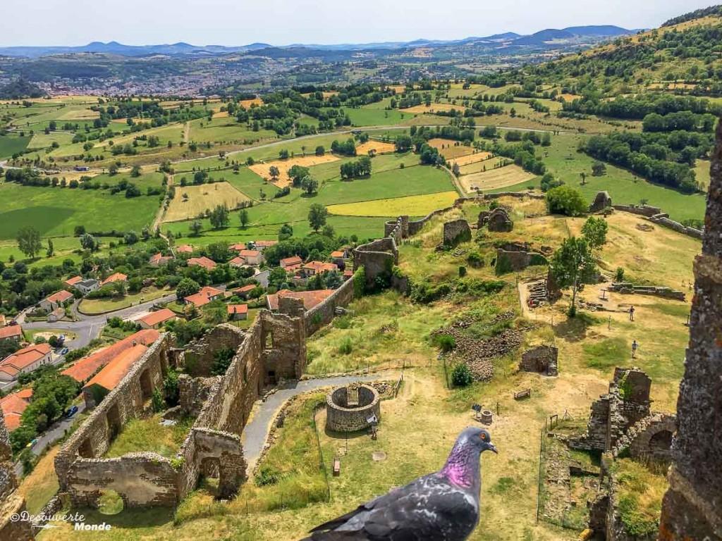 château Polignac Auvergne