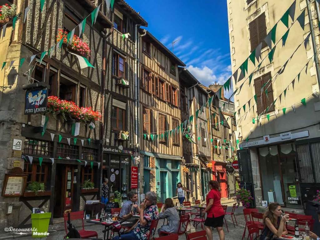 région du Limousin Limoges