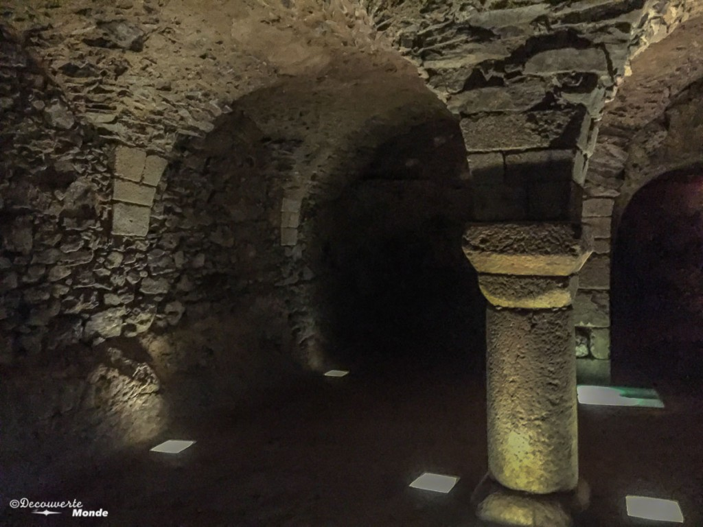 souterrain Limoges Limousin
