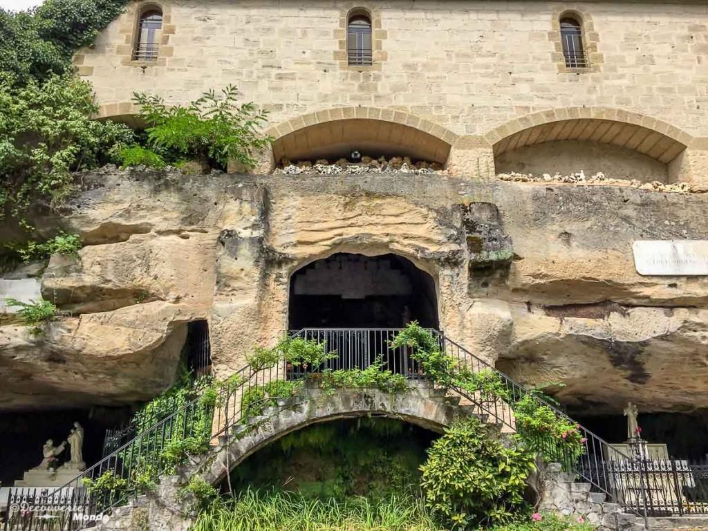 grottes St-Antoine Padou Brive