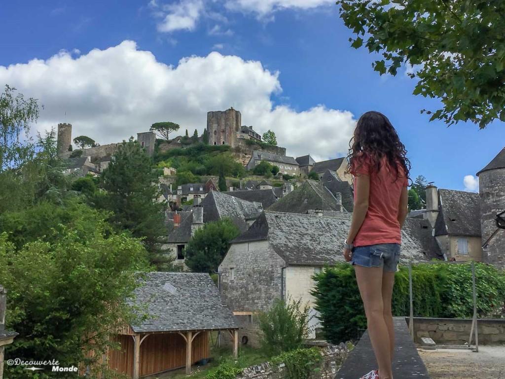 Turenne région du Limousin